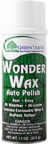 Wonder Wax Aerosol Polish